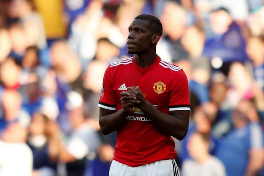Paul Pogba declined to give a cast-iron commitment when asked by French television station Canal Plus if he would remain a Manchester United player.