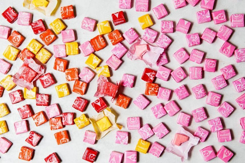 The most prominent manifestation of the trend is the pink Starburst.