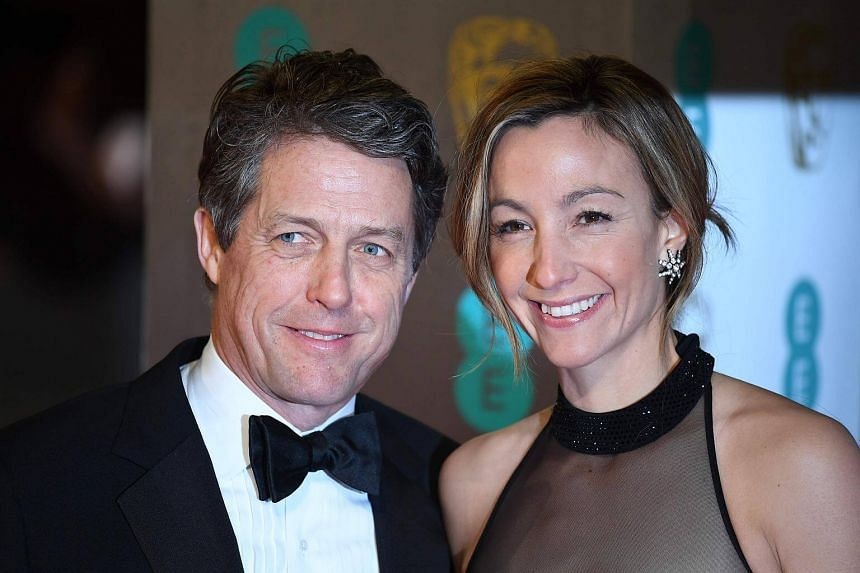 The wedding between Hugh Grant and Anna Eberstein is to take place in the coming weeks.