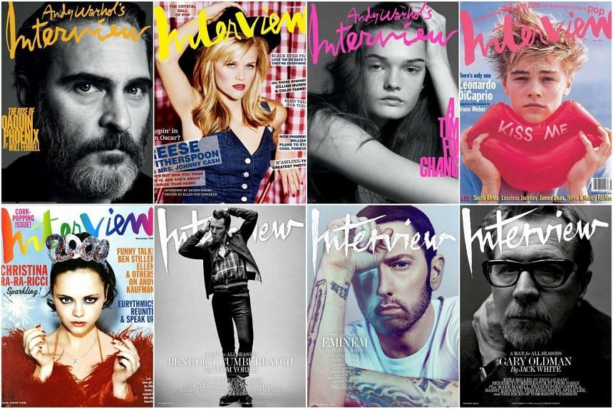 With its striking style, Interview had long wielded outsize influence in the industry, inspiring the look and feel of many other publications.