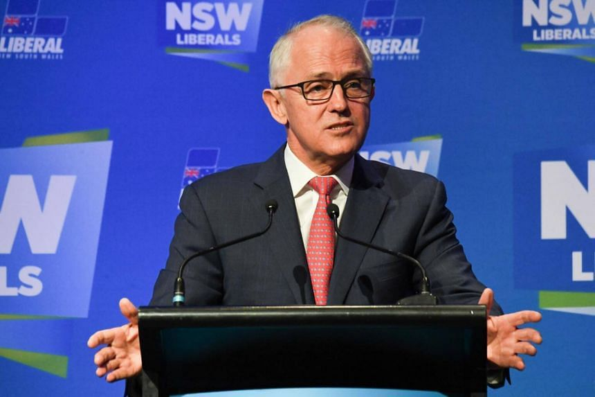 Malcolm Turnbull's Liberal-National coalition government had proposed to reduce the corporate income tax rate by 5 percentage points to 25 per cent for all companies by 2026-27.