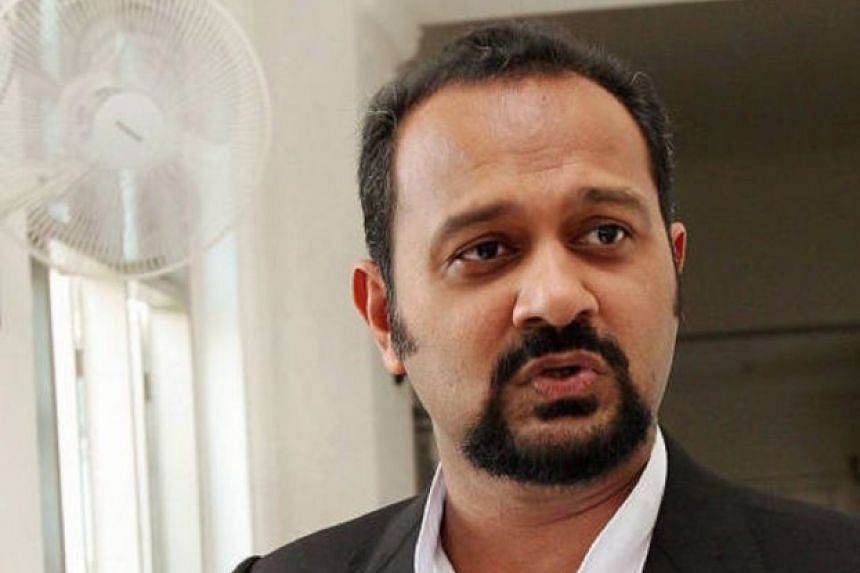 The newly sworn-in Communications and Multimedia Minister Gobind Singh Deo.