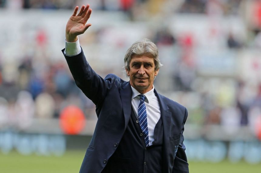 Manuel Pellegrini (pictured) has agreed on a three-year deal worth £10 million (S$18 million) a year with West Ham, who parted company with David Moyes last week.