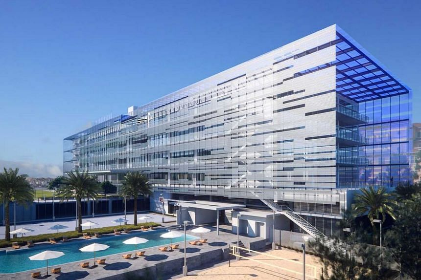 """Water's Edge, a two-building creative office campus, will feature approximately 450,000 sq ft of Class A office space """"in a supply-constrained market""""."""