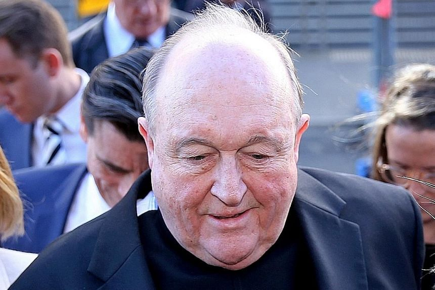 Philip Wilson is the highest-ranking Catholic official in the world to be convicted of concealing sex abuse claims.