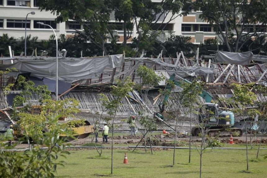 Or Kim Peow Contractors was the main contractor of the PIE viaduct project in Upper Changi that collapsed on the morning of July 14, 2017.