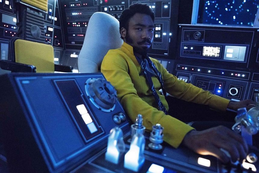 Co-writer Jonathan Kasdan confirmed that suave smuggler Lando Calrissian, played in Solo by Donald Glover (above) and in the original trilogy by Billy Dee Williams, is pansexual.
