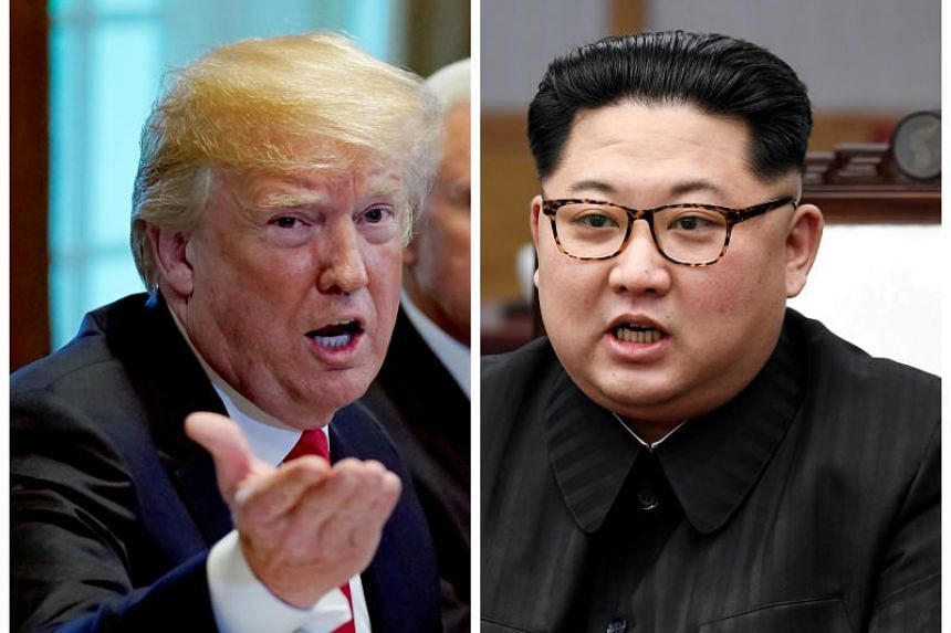 US President Donald Trump has backed away from his demand that North Korean leader Kim Jong Un completely abandon his arsenal without any reciprocal US concessions.