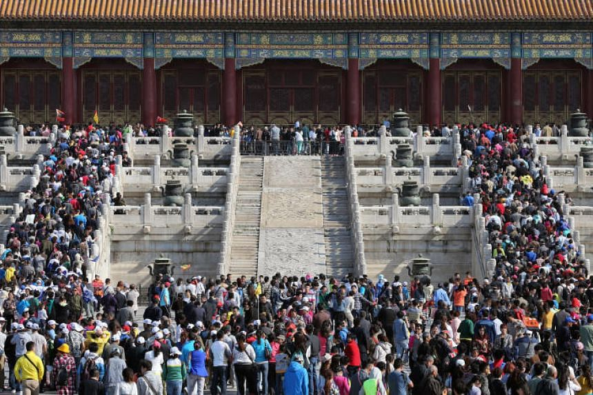 The imperial palace, also known as the Palace Museum, is expanding its appeal to the smartphone generation.
