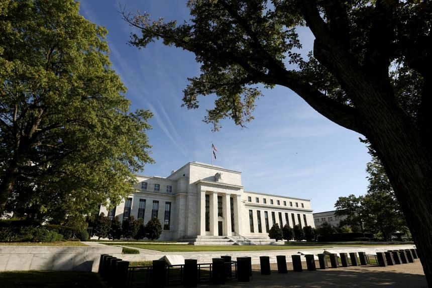 The Federal Reserve headquarters in Washington.