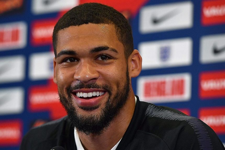 Despite his lack of international experience, Chelsea midfielder Ruben Loftus-Cheek is itching to prove himself at the Russia World Cup.