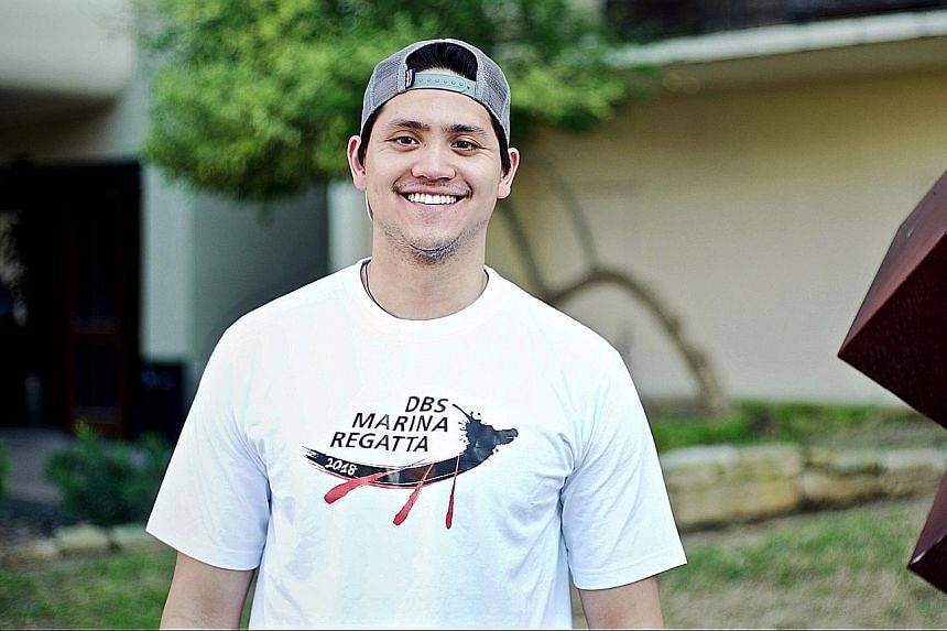 Singapore's Olympic champion Joseph Schooling will conduct a sharing session as well as experience sailing in Marina Bay on Sunday. As part of his commitment to DBS, he will also lead a Celebrity Challenge for the Battle Bay Extreme (Initiate) at the