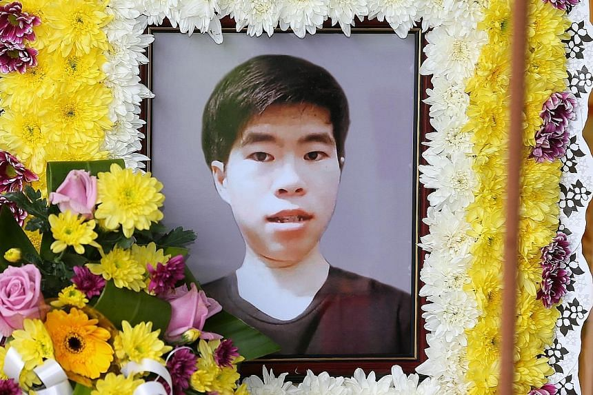 Corporal Kok died after going through ragging activities that involved him getting into a fire station pump well. The fire station pump well at Tuas View Fire Station, where SCDF full-time national serviceman Kok Yuen Chin was found unconscious on Ma