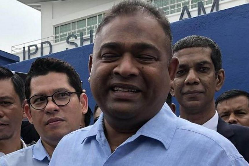 """Umno Supreme Council member Abdul Azeez Abdul Rahim said most of the """"luxury watches"""" seized by Malaysia's anti-graft agency are fake."""