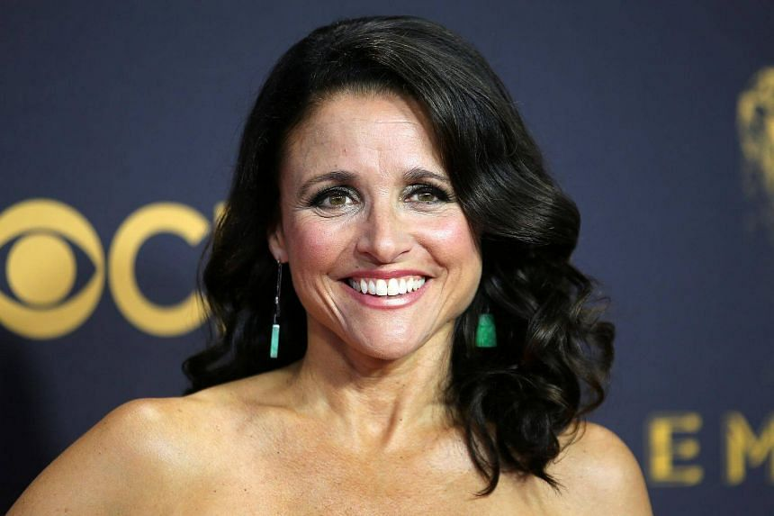 Julia Louis-Dreyfus will receive the award on Oct 21, 2018, in a ceremony in Washington.
