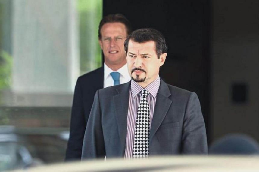 Mr Xavier Andre Justo is a key figure in the 1MDB case and is said to have shared with Sarawak Report information pertaining to PetroSaudi's multi-billion-ringgit joint venture with 1MDB.