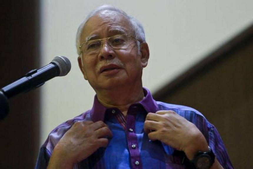 "Datuk Seri Najib Razak labelled Prime Minister Mahathir Mohamad's remarks as ""alarming and confusing""."