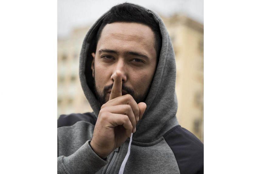 Jose Miguel Arenas Beltran - better known as Valtonyc - was sentenced last year for lyrics that Spain's National Court felt warranted prison.