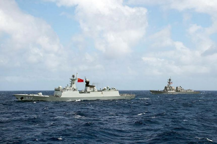The Pentagon pulled its invitation for China to join the biennial Rim of the Pacific maritime exercise in the Pacific.
