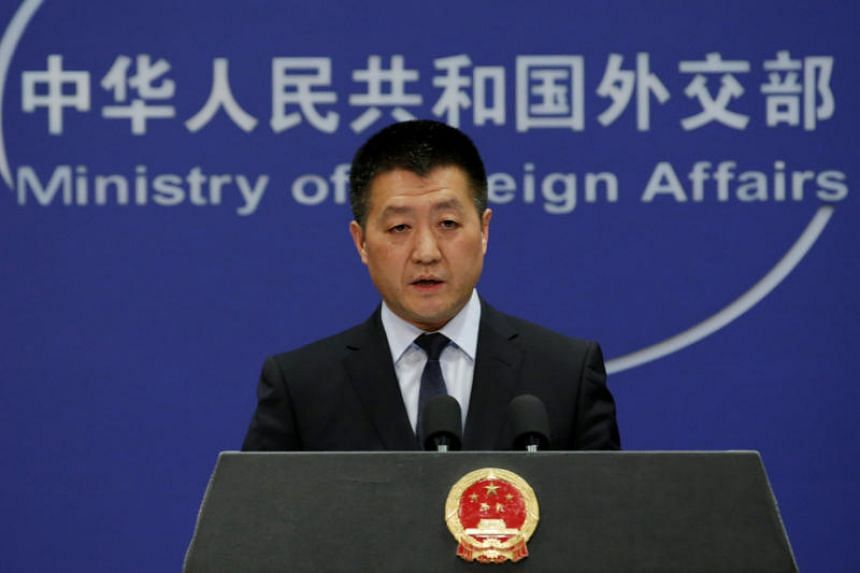Chinese Foreign Ministry spokesman Lu Kang said China has always safeguarded the security of foreign organisations and personnel of foreign countries, including the US, according to the Vienna convention.