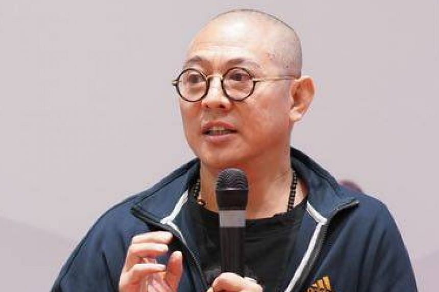 Jet Li shared a light-hearted video on Chinese social media platform Weibo of him tackling the recent speculation.