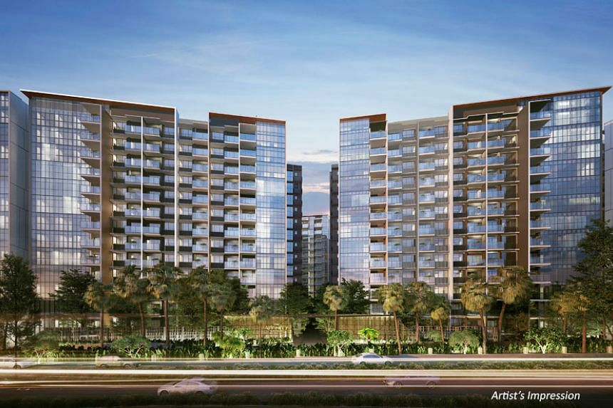 Affinity at Serangoon is located within the popular district 19. PHOTO: OXLEY SERANGOON