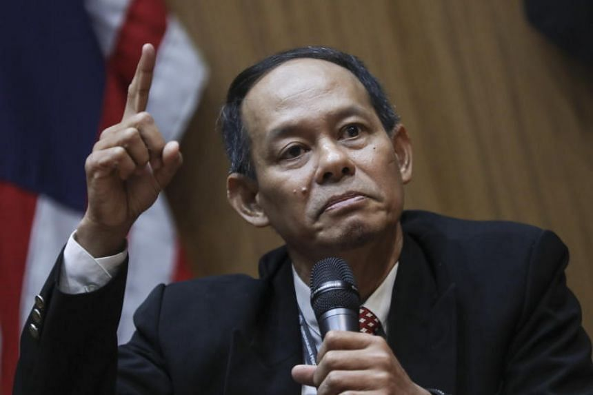 Malaysia's anti-graft chief Mohd Shukri Abdull had claimed he and other senior investigators were offered bribes and threatened during the 2015 probe into state fund 1Malaysia Development Berhad, and later transferred out.