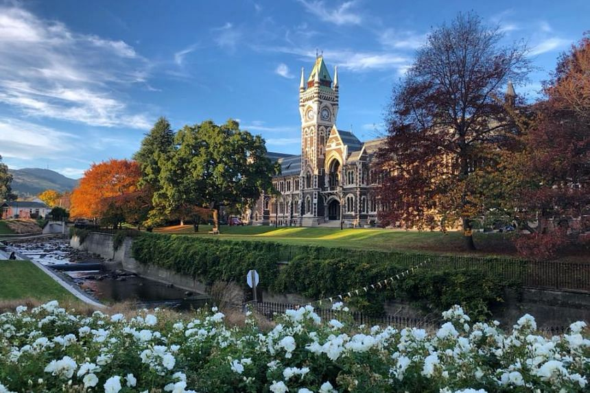 """The University of Otago said its staff removed 500 copies of the latest edition of student magazine Critic - which included a cartoon character bleeding from the genitals on the cover - over fears that it was """"objectionable to many people""""."""