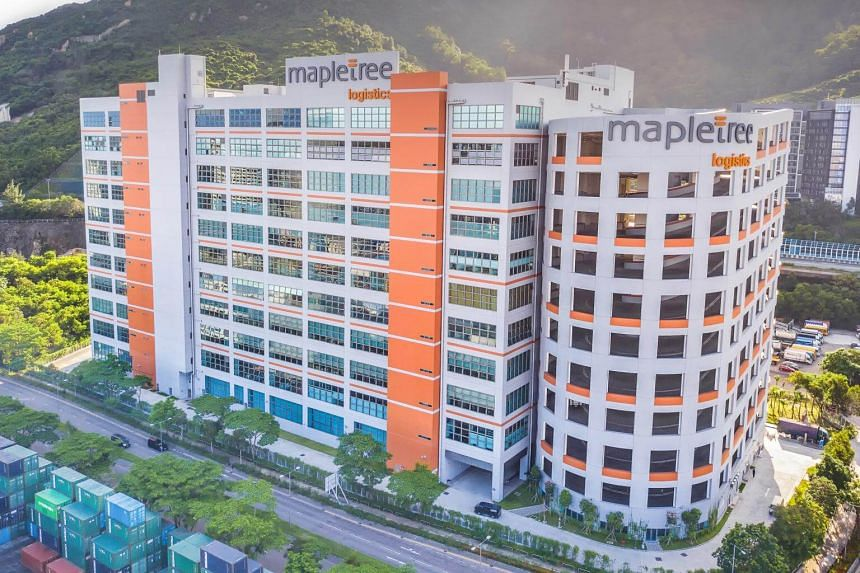 Units in Mapletree Logistics Trust closed at $1.23 per unit on Thursday, up 1.65 per cent, or two cents.