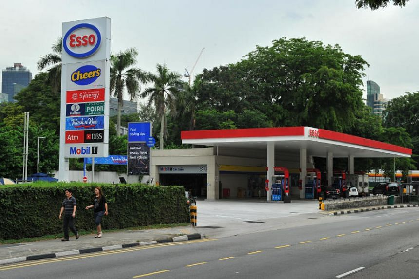 Consumer group Petrol Watch Singapore says other oil companies have also raised their prices but Esso has the lowest pre-discounted petrol among them.