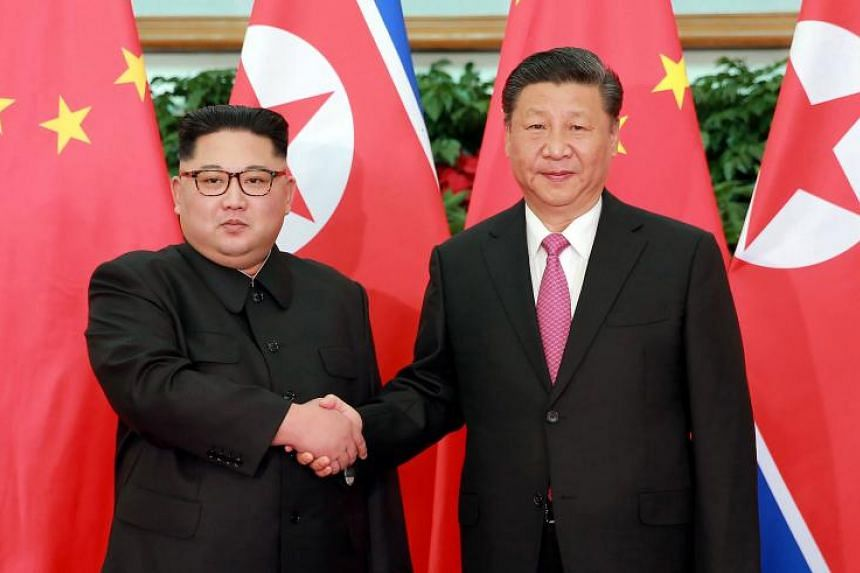 Chinese President Xi Jinping had made sure to meet North Korean leader Kim Jong Un before the latter held talks with US President Donald Trump or South Korean President Moon Jae In.