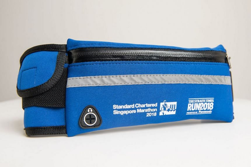 The first 3,000 runners who sign up for both the ST Run on Sept 23 and Stanchart Marathon races on Dec 8-9 will get an exclusive runner's belt.