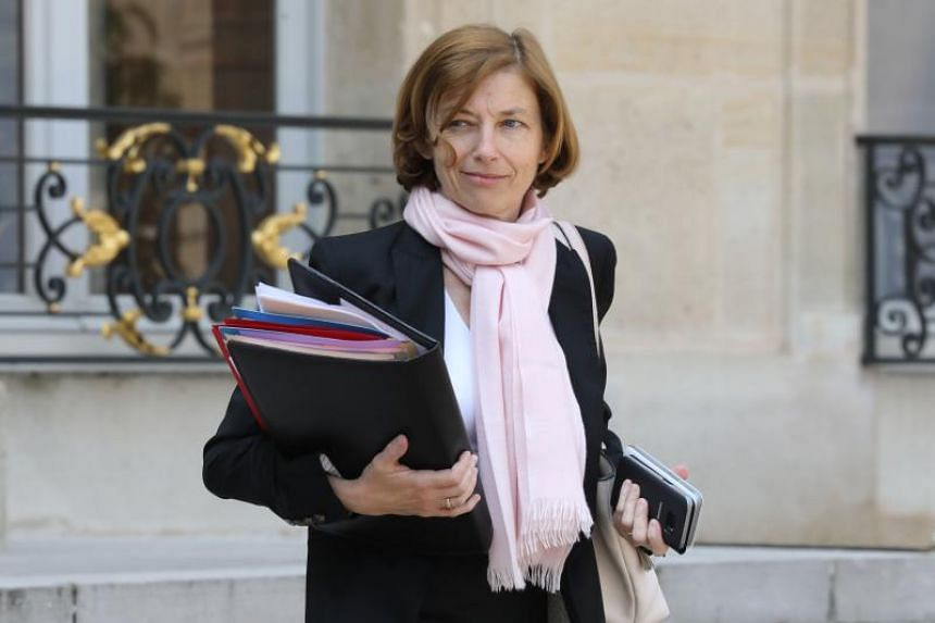 French Defence Minister Florence Parly, who oversees the country's General Directorate for External Security, said she was not in a position to identify the country which recruited the agents, who were discovered and indicted in December 2017.