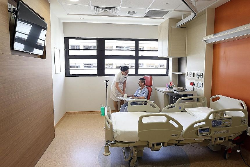 All service industries saw a year-on-year rise in takings during the first quarter of this year. Health and social services posted a double-digit growth of 13.2 per cent from a year ago. Compared with the last quarter, the sector saw a rise in taking