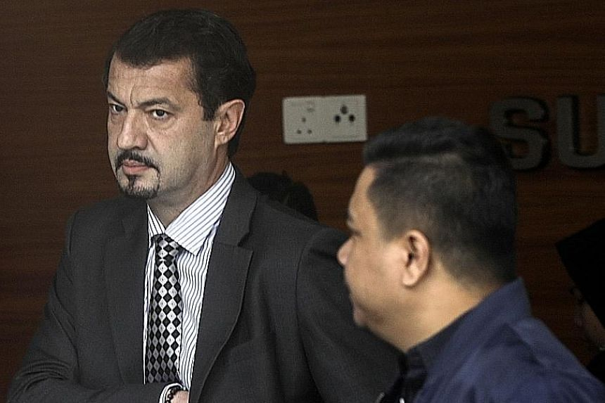 Swiss national Xavier Andre Justo got entangled in the 1MDB affair by having data on a deal between the Malaysian state fund and oil company PetroSaudi International.