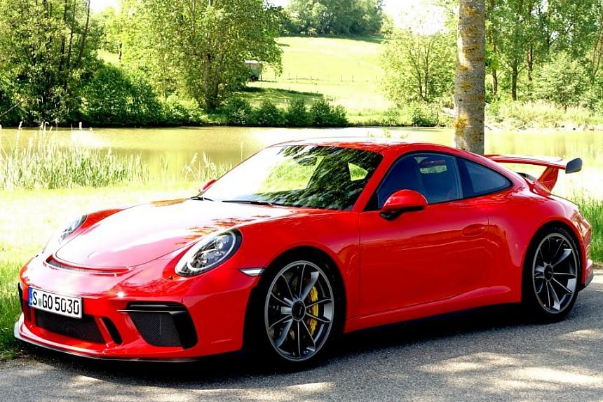 Porsche 911 GT3 offers good ride quality for a sports car. The Porsche 911T is an immensely satisfying drive.