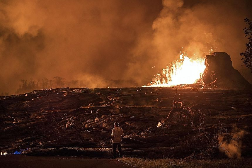 With an eruption like the one underway at Hawaii's Kilauea, the news fills with volcanoes. But it's usually full of errors about volcanoes and how they operate, says the writer, who also notes that at any given moment, there are at least eight to 12