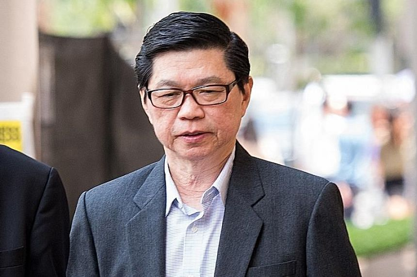 "Wee Teong Boo told the court yesterday that saliva has ""anti-bacterial properties"", although he admitted there was no excuse for using spit as a lubricant during a digital examination on the woman."