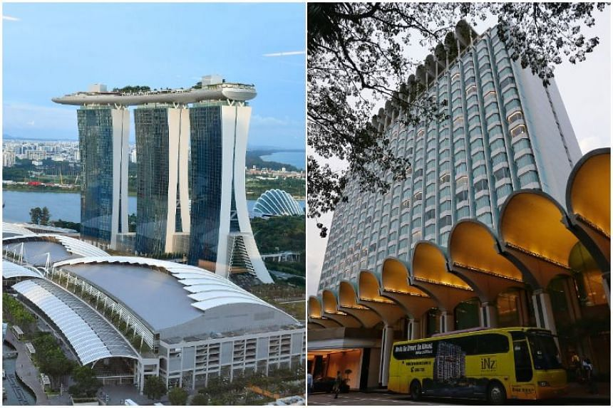 Marina Bay Sands (MBS) and the Shangri-La Hotel, were seen as the likeliest locations for the summit, although the actual venue was never confirmed.