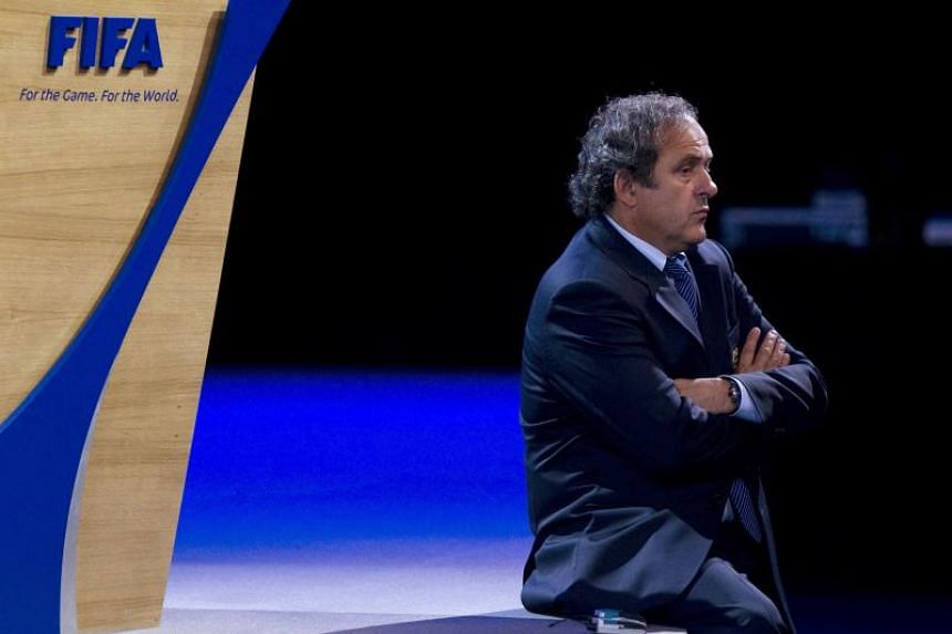 Former Uefa president Michel Platini was banned from all football-related activities, later reduced on appeal to four years, by Fifa over a controversial €1.8 million (S$2.82 million) payment.