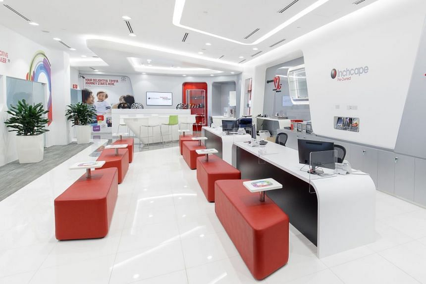 Inchcape Pre-owned operates out of Inchcape Centre in Pandan Crescent.