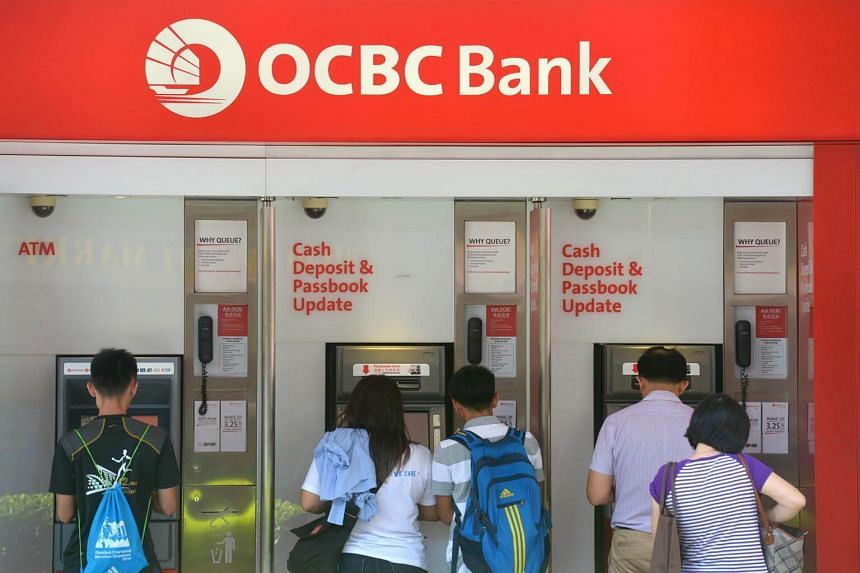 """OCBC Bank was contacted by some customers early this month who received phishing e-mails informing them that their credit card accounts had been """"placed on hold""""."""