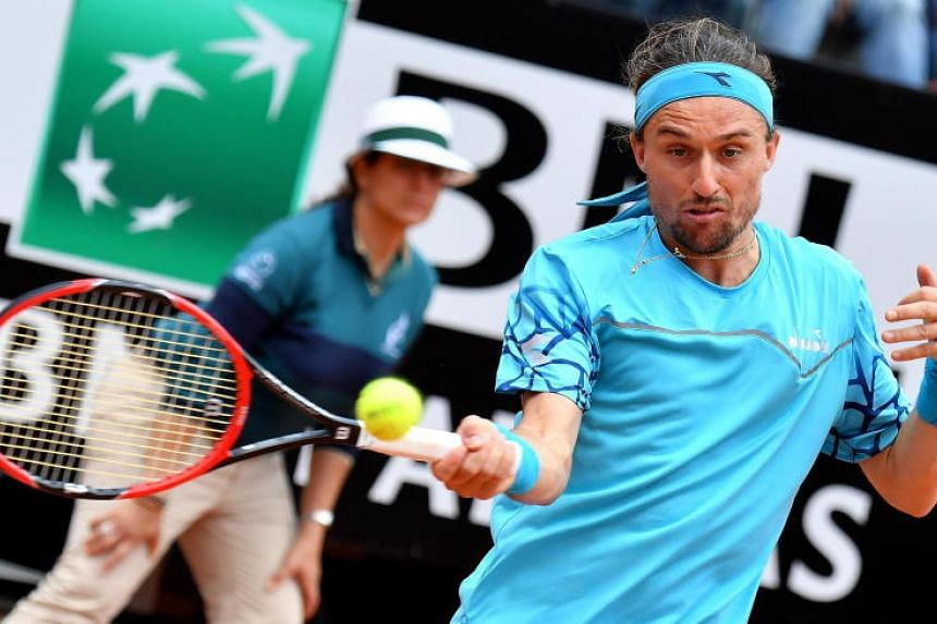 World number one Nadal had been due to face Ukrainian Alexandr Dolgopolov (pictured) in the first round as he bids for an 11th Roland Garros crown, but will instead face Italian Bolelli.