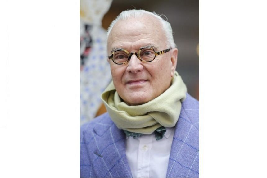 Manolo Blahnik: The Art Of Shoes, featuring shoes, designs and sketches by designer Manolo Blahnik (above), has travelled to museums such as the Hermitage in St Petersburg, Russia.
