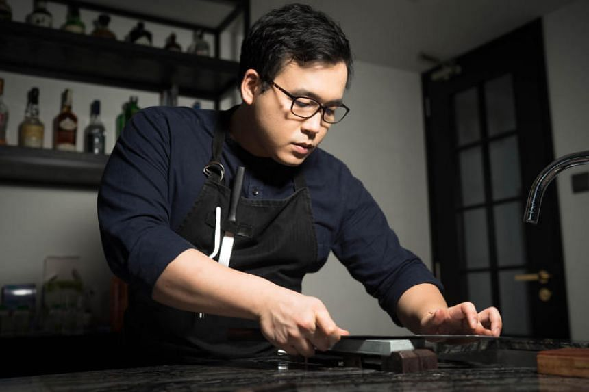 Chef Woo Wai Leong was the first MasterChef Asia winner in 2015.