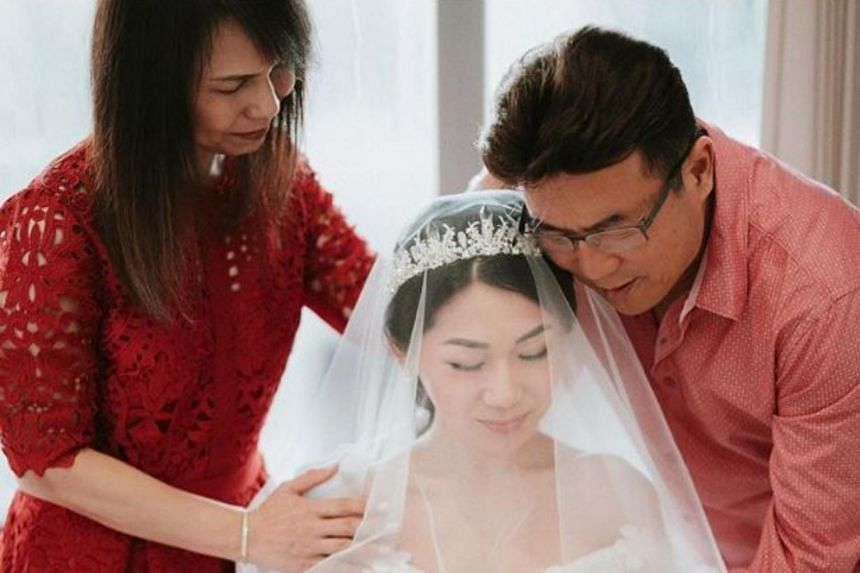Jack Neo's daughter Ethel has revealed that she is three months pregnant.