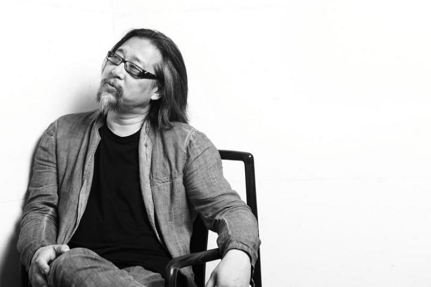 Stan Lai, the writer and director of The Village.