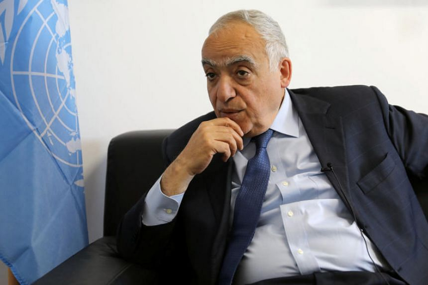 UN Special Representative Ghassan Salame (pictured) has been leading the latest push to unify and stabilise Libya.