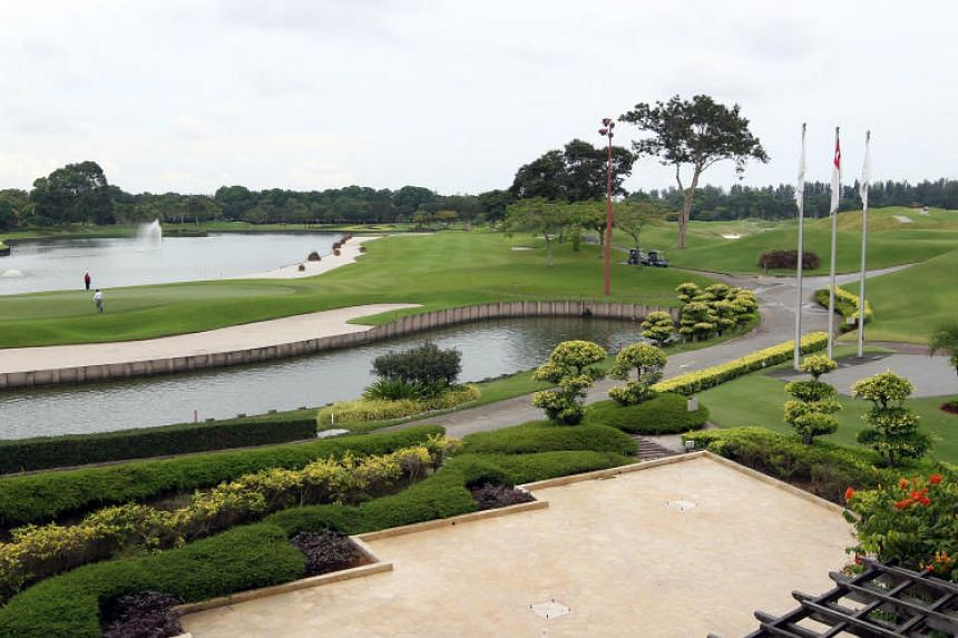 The 2018 Community Youth Golf League returned to the Laguna National Golf and Country Club (pictured) for the second of the league's four legs.