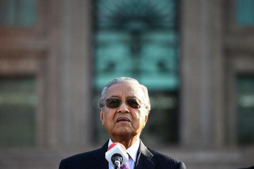 Malaysian PM Mahathir Mohamad said in an interview that becoming the Prime Minister for the second time was a much more difficult time than during his first tenure.
